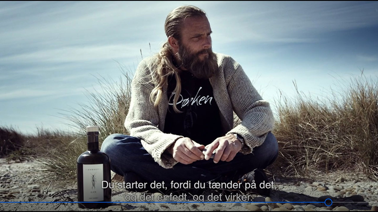 Anholt Gin - Jakob Kjærsgaard